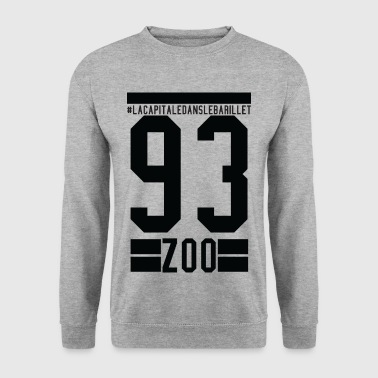punchline - la capital dans le barillet (93) - Sweat-shirt Homme