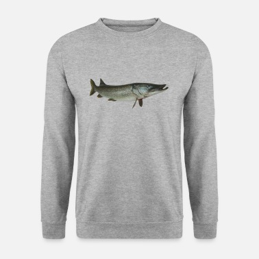 Snoek snoek - Mannen sweater