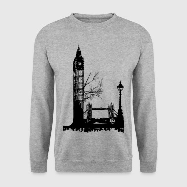 AD L like London - Männer Pullover