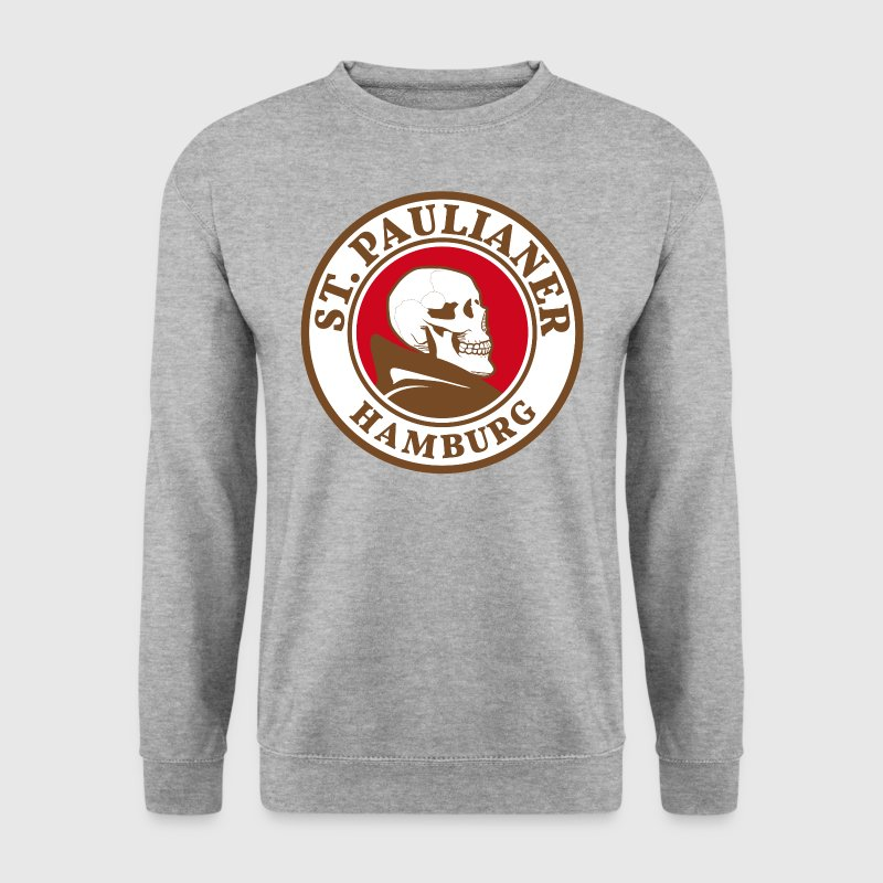 St. Paulianer - Das ultimative St. Pauli T-Shirt - Felpa da uomo