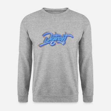 Détroit Detroit - Sweat-shirt Homme