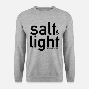 T Spreadshirt Homme Light Salt Shirt Premium 5 Matthieu 13 amp; 14 SnFvqwYz