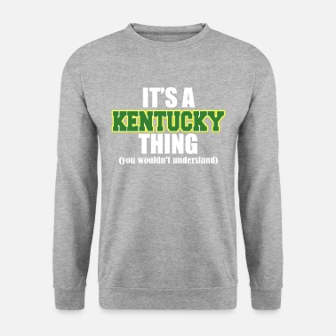 Kentucky C'EST UNE CHOSE KENTUCKY - Sweat-shirt Homme