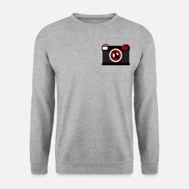 Camera camera / camera - Men's Sweatshirt