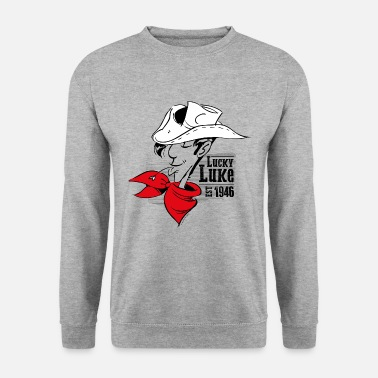 Lucky Luke Est. 1946 - Sweat-shirt Homme