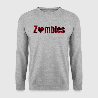 zombies - Men's Sweatshirt