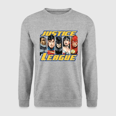 DC Comics Ligue De Justice D'Amérique Héros - Sweat-shirt Homme