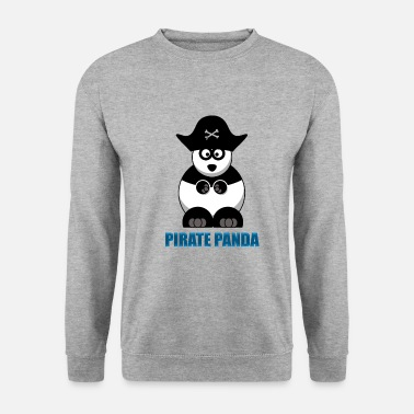 Pirate Pandas Pirate Pirate Panda - Men's Sweatshirt