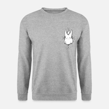 Art Graphique Tooth art - Sweat-shirt Homme