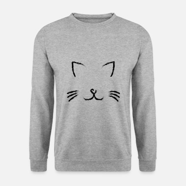 Tête De Chat Tête de chat - Sweat-shirt Homme