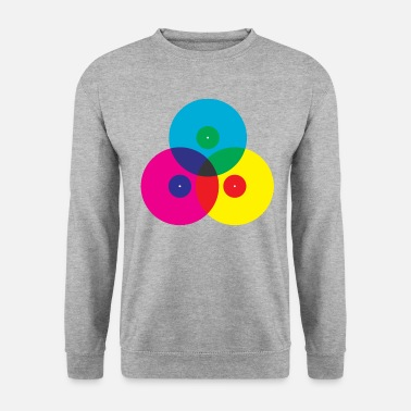 Vinyl Vinyl Records - Men's Sweatshirt