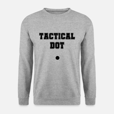 Tactique Point tactique points tactiques point tactique - Sweat-shirt Homme