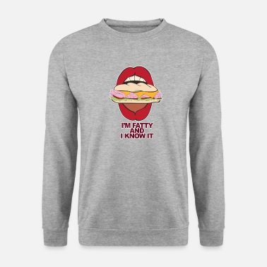 Hungry Hungry - Men's Sweatshirt