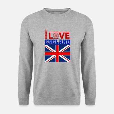 Angleterre Angleterre - Sweat-shirt Homme