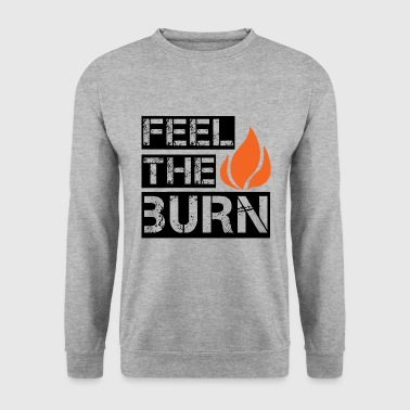 Burn - Sweat-shirt Homme