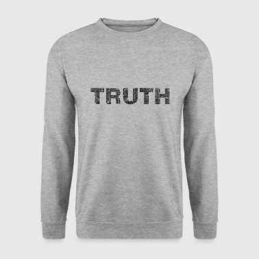 The truth, The Truth - Men's Sweatshirt