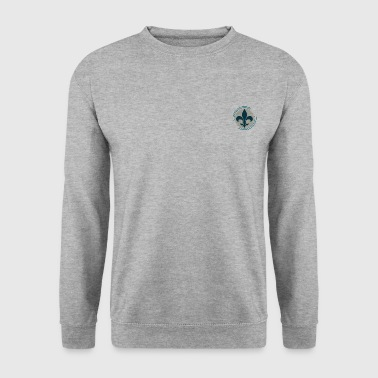 PLF BLASON REVISITÉ - Sweat-shirt Homme