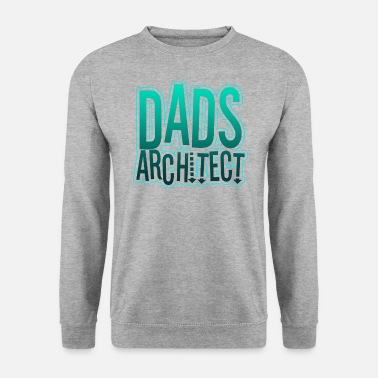 Ingeneur architecte architecte chantier de don - Sweat-shirt Homme