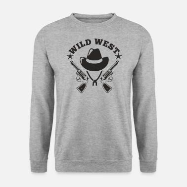 West Wild West - Genser for menn