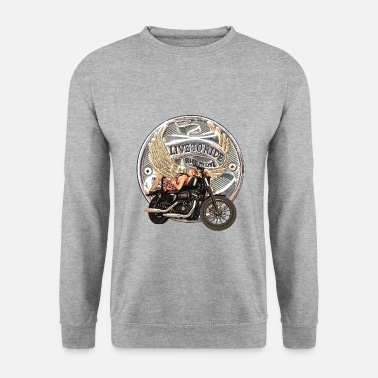 Up Pin-up Ségolène - Sweat-shirt Homme