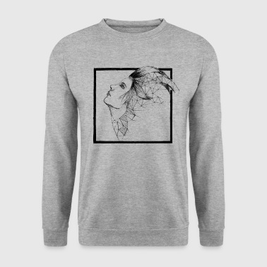 Cyber Woman - Sweat-shirt Homme