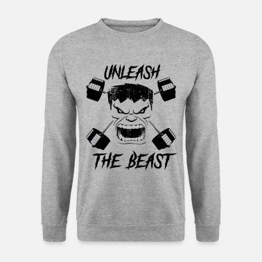 Spreadshirt Shirts Commander À Ligne En Sweat Hulk YqAxzzS