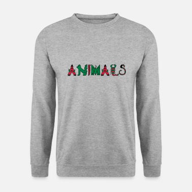 Animal Animaux - Animaux - Sweat-shirt Homme