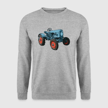 tractor - Men's Sweatshirt