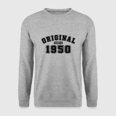 Style Original Since 1950's College Style - Men's Sweatshirt
