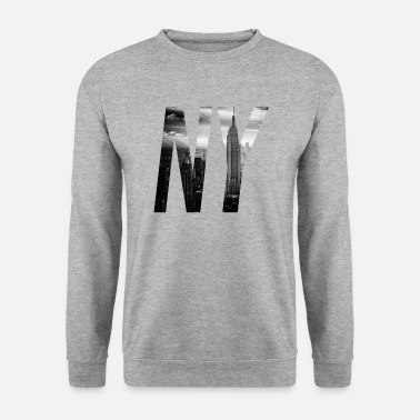 Ny NY - Sweat-shirt Homme