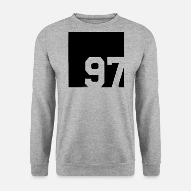 1997 1997 - Sweat-shirt Homme