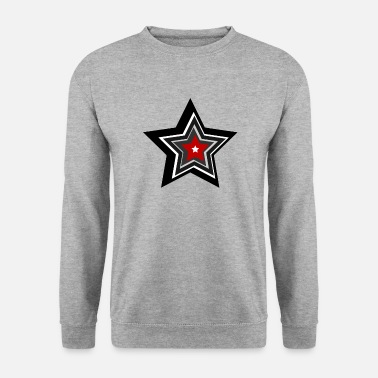 Stars star - Sweat-shirt Homme