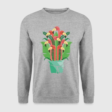 Summer plantation - Men's Sweatshirt