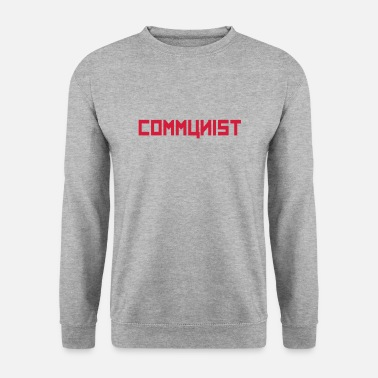 Communiste communist - Sweat-shirt Homme