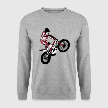Trial Racing - Men's Sweatshirt