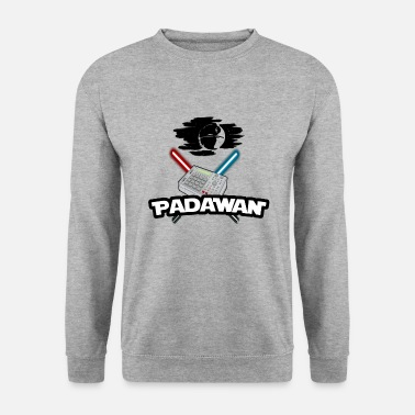 Padawan Noir - Sweat-shirt Homme
