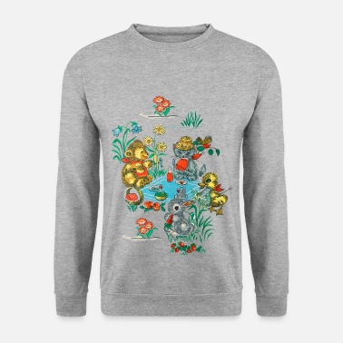 Wallpaper 1970s Wallpaper - Men's Sweatshirt