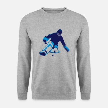 Hockey Gardien de but de hockey sur gazon - Sweat-shirt Homme