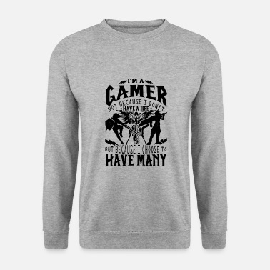 Pc Gamer PC gift idea wow - Men's Sweatshirt