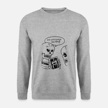 Technician Skeleton X-Ray Technician Gift - Genser for menn
