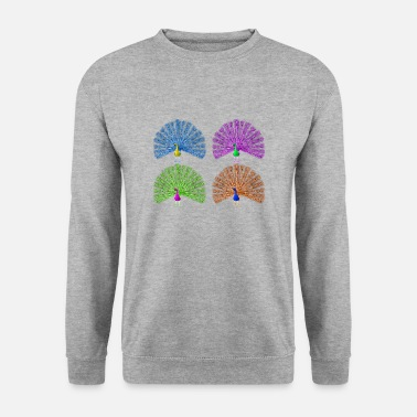 Peacock peacock - Men's Sweatshirt