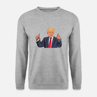 TRUMP - Mannen sweater