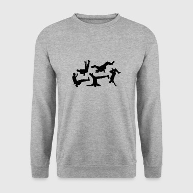 breakdance - Herre sweater