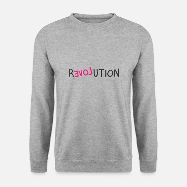 Révolution révolution - Sweat-shirt Homme