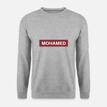 Mohamed Mohamed - Men's Sweatshirt