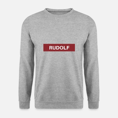 Rudolf Rudolf - Men's Sweatshirt