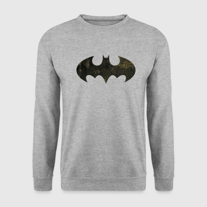 Justice League Batman Logo - Genser for menn