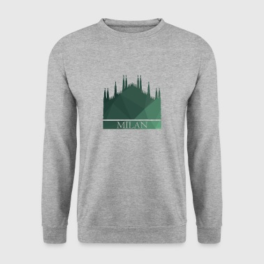 Milan Cathedral - Men's Sweatshirt
