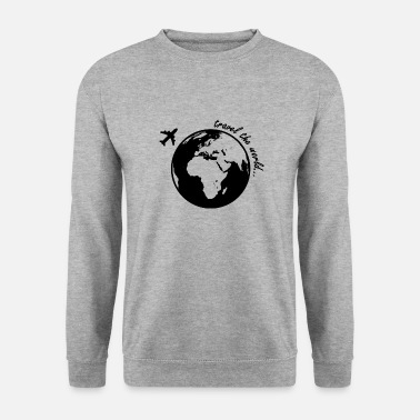 Travel Travel the world - Men's Sweatshirt