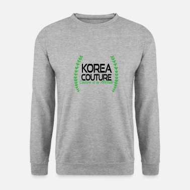 Couture Korea Couture - Couture is een houding - Mannen sweater
